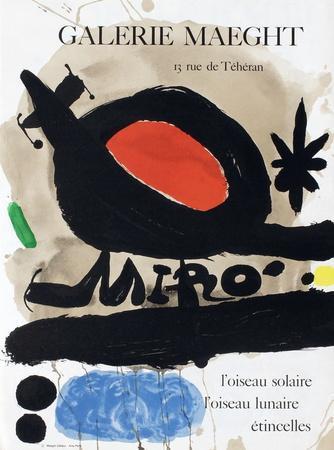 Expo 67 - L'oiseau solaire-Joan Mir?-Premium Edition
