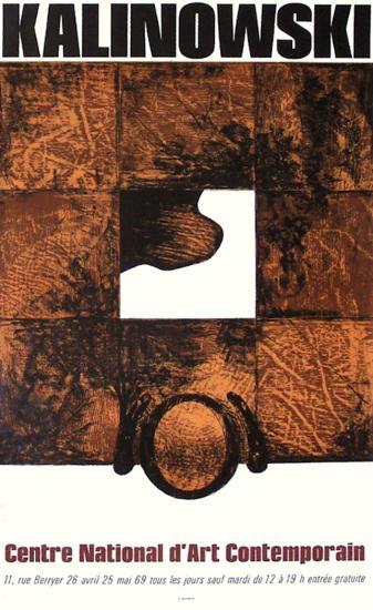 Expo 69 - CNAC-Horst Egon Kalinowski-Collectable Print
