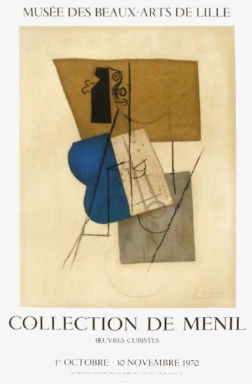 Expo 70 - Mus?e des Beaux-Arts de Lille-Pablo Picasso-Premium Edition