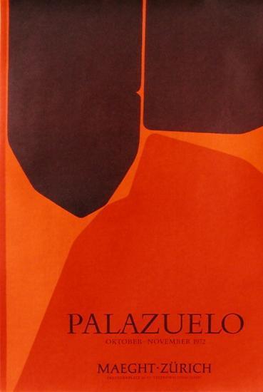 Expo 72 - Maeght Zürich-Pablo Palazuelo-Collectable Print