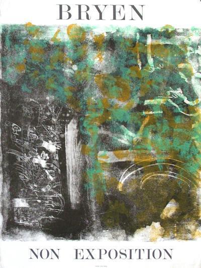 Expo 75 - Non Exposition-Camille Bryen-Collectable Print