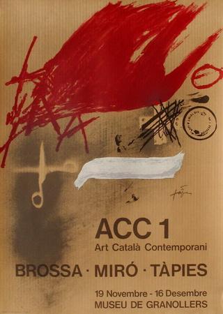 Expo 77 - Museu de Granollers-Antoni Tapies-Collectable Print