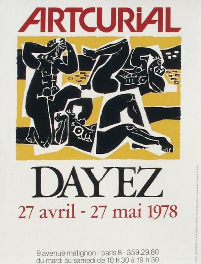 Expo 78 - Artcurial-Georges Dayez-Collectable Print