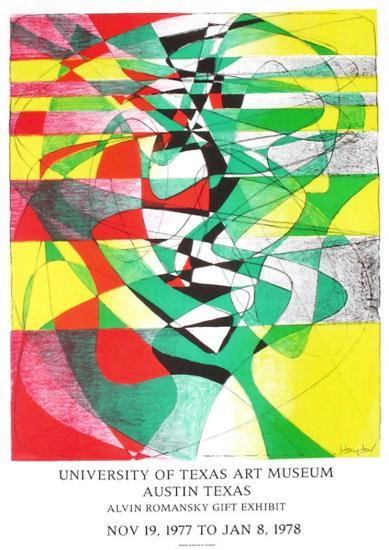 Expo 78 - University of Austin Texas-Stanley William Hayter-Collectable Print