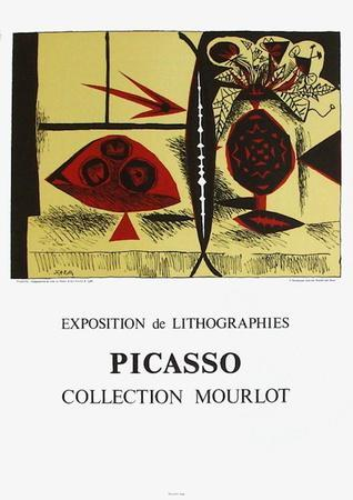 Expo 88 - Collection Mourlot-Pablo Picasso-Collectable Print