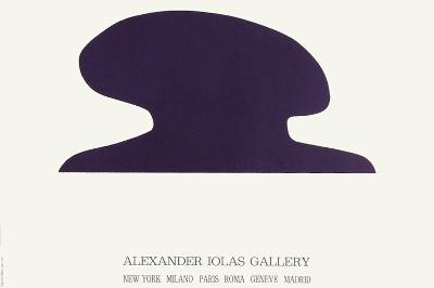 Expo Alexander Iolas Gallery-Martial Raysse-Premium Edition