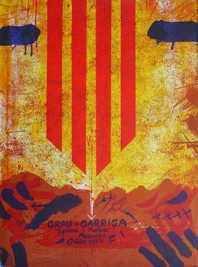 Expo Andorra-Josep Grau-garriga-Premium Edition