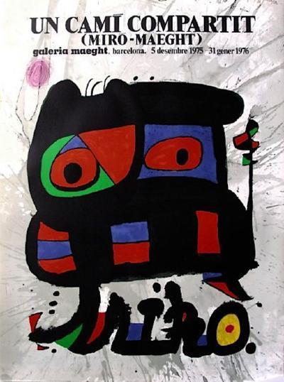 Expo Barcelona 1975-Joan Mir?-Collectable Print