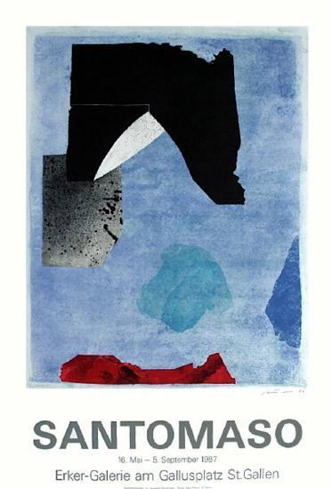 Expo Erker Galerie-Giuseppe Santomaso-Premium Edition