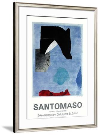 Expo Erker Galerie-Giuseppe Santomaso-Framed Premium Edition