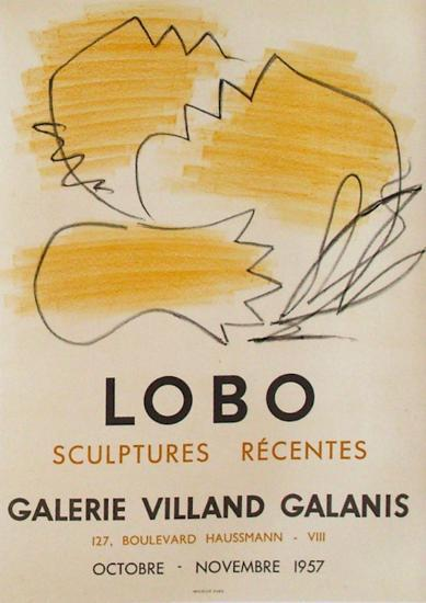 Expo Galerie Villand Galanis 58-Baltasar Lobo-Collectable Print