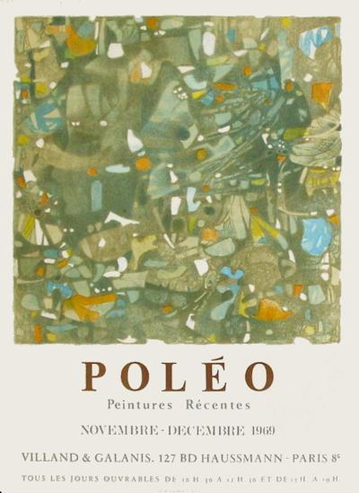 Expo Galerie Villand Galanis-Hector Poleo-Collectable Print