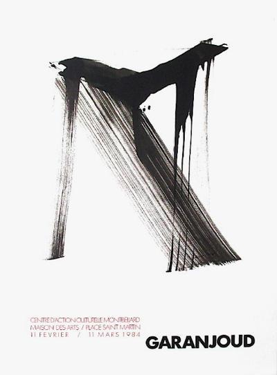 Expo MontbéIIard-Claude Garanjoud-Collectable Print