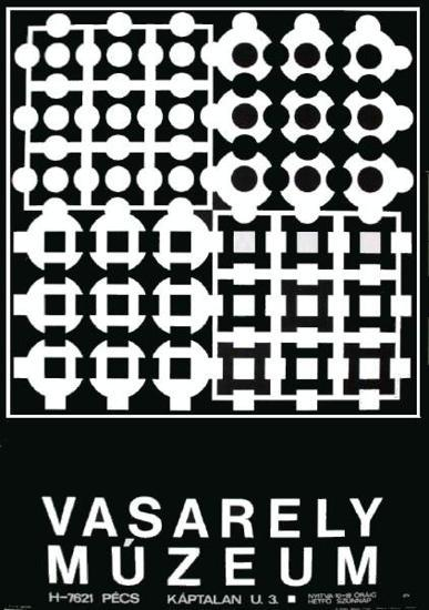 Expo Vasarely Muzeum-Victor Vasarely-Collectable Print