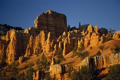 Exposed Orange Red Limestone in Dixie National Forest Near Bryce Canyon-Macduff Everton-Photographic Print