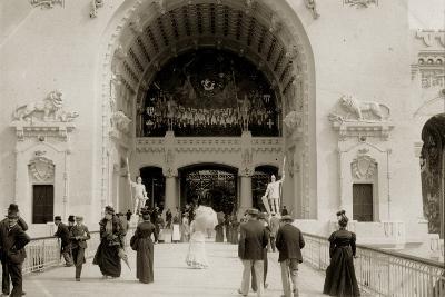 Exposition Universelle, Paris, 1900--Photographic Print