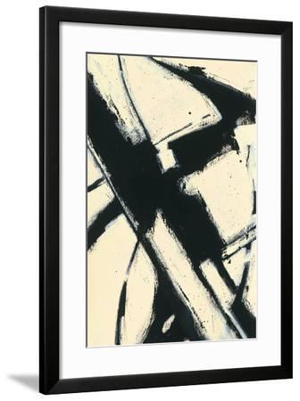 Expression Abstract I-Shirley Novak-Framed Art Print