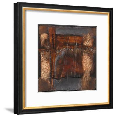 Expression II-Liesbet Optendrees-Framed Art Print
