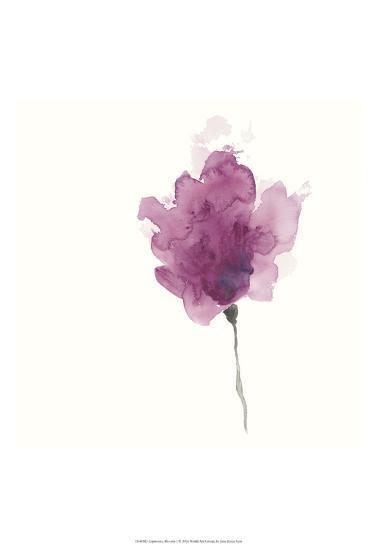 Expressive Blooms I-June Erica Vess-Art Print