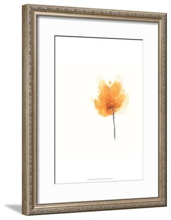 Expressive Blooms IX-June Erica Vess-Framed Art Print
