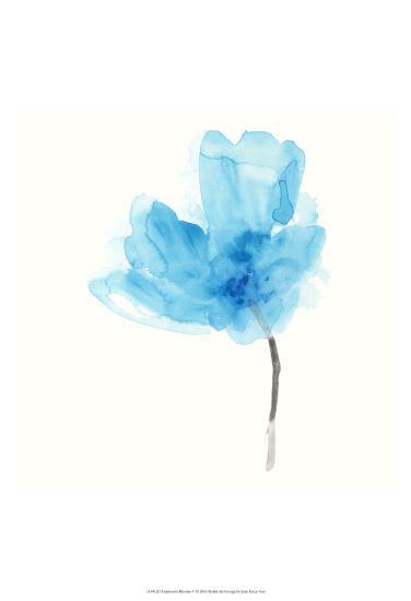 Expressive Blooms V-June Erica Vess-Art Print