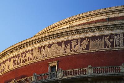 Exterior of Royal Albert Hall, Kensington, London, England, United Kingdom, Europe-Peter Barritt-Photographic Print