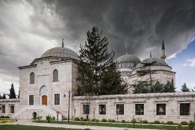 Exterior of Suleymaniye Mosque, Istanbul, Turkey-Ben Pipe-Photographic Print