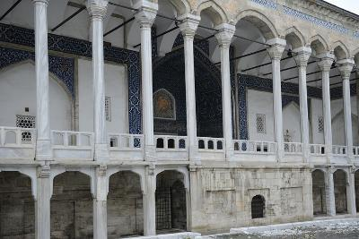 Exterior of Tiled Kiosk Museum, Istanbul, Turkey--Photographic Print