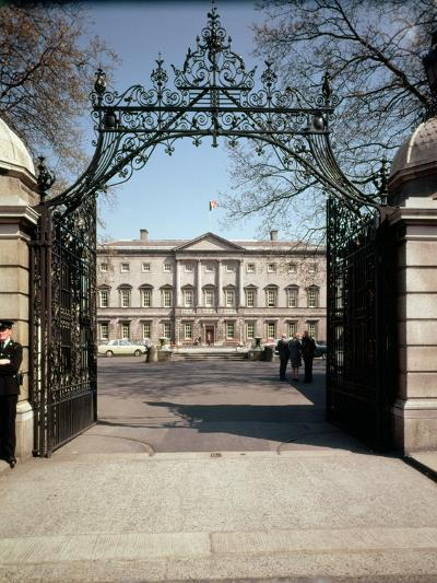Exterior View from the Gate, Built 1745-47-Richard Castle-Giclee Print