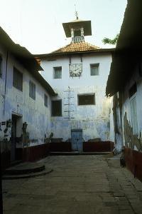 Exterior View of Paradesi Synagogue