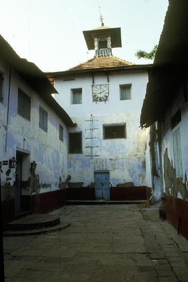 Exterior View of Paradesi Synagogue--Photographic Print