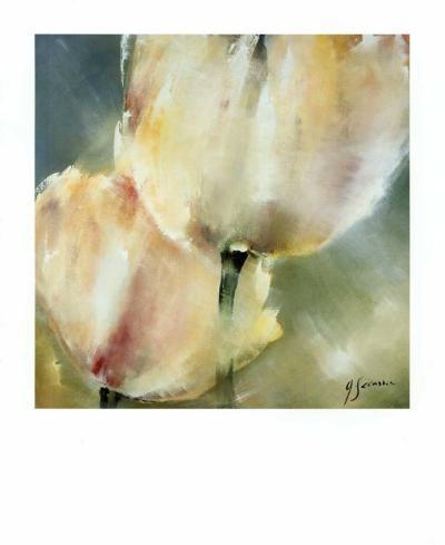 Exuberance II-Greetje Feenstra-Art Print