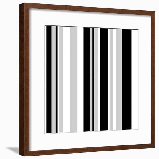 Exuberant Background-Maria Trad-Framed Giclee Print