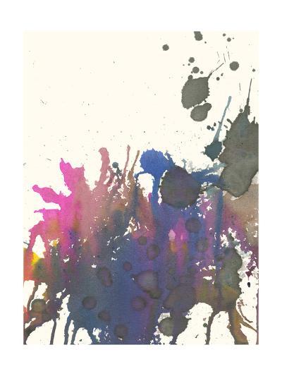 Exuberant Splotch-Jodi Fuchs-Art Print