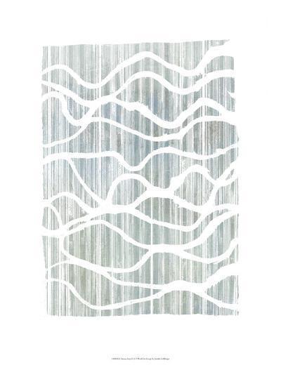 Exverse Grey-Jennifer Goldberger-Art Print