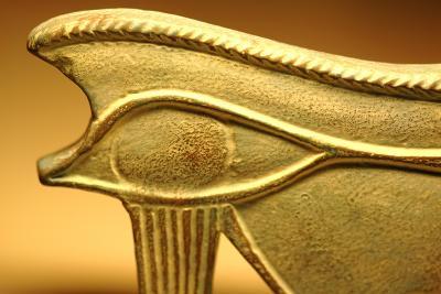 Eye of Osiris-PASIEKA-Photographic Print