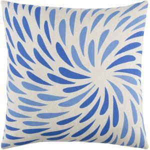 Eye of the Storm Pillow Cover - Iris