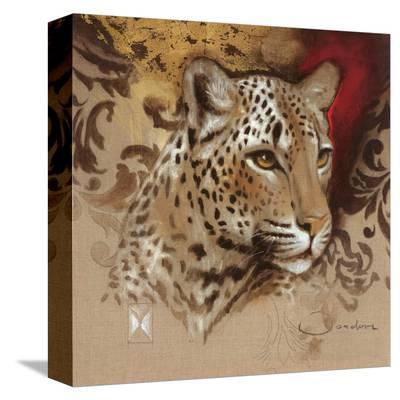Eyes of Amber-Joadoor-Stretched Canvas Print