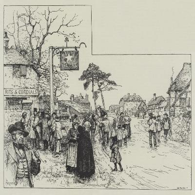 Eyre's Acquittal-Amedee Forestier-Giclee Print