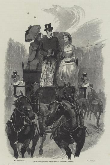 Eyre's Acquittal-Richard Caton Woodville II-Giclee Print