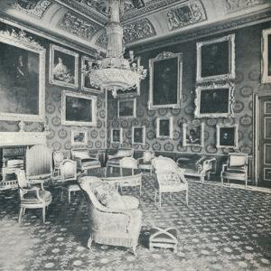The Council Chamber Windsor Castle, c1899, (1901) by Eyre & Spottiswoode