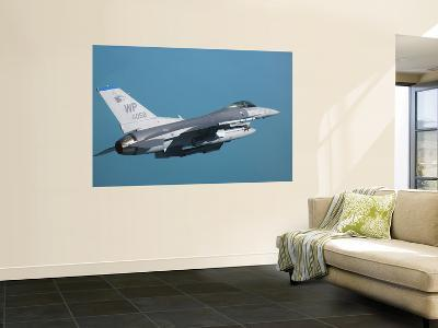 F-16 Fighting Falcon--Wall Mural