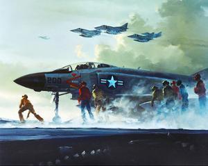 F-4 Phantom II retired 1996