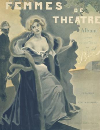 Femmes de Theatre Cover Photoshop'd