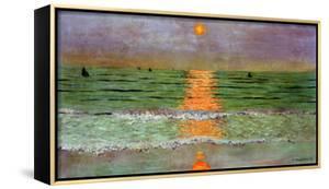 Sunset, 1913 by F?lix Vallotton