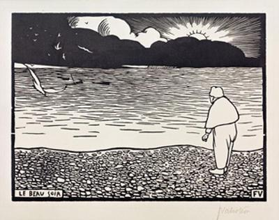 The Beautiful Evening by F?lix Vallotton