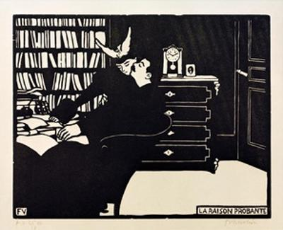 The Cogent Reason by F?lix Vallotton