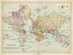 Beautiful Antique Maps Artwork For Sale Prints And Posters Artcom - 1800s world map