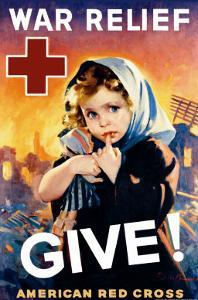 War Relief, Give! by F. Sands Brunner