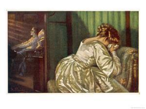 Frederic Chopin Polish Musician at the End of His Life by F. Ullrich